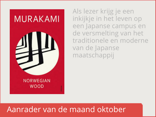Norwegian Wood – Haruki Murakami