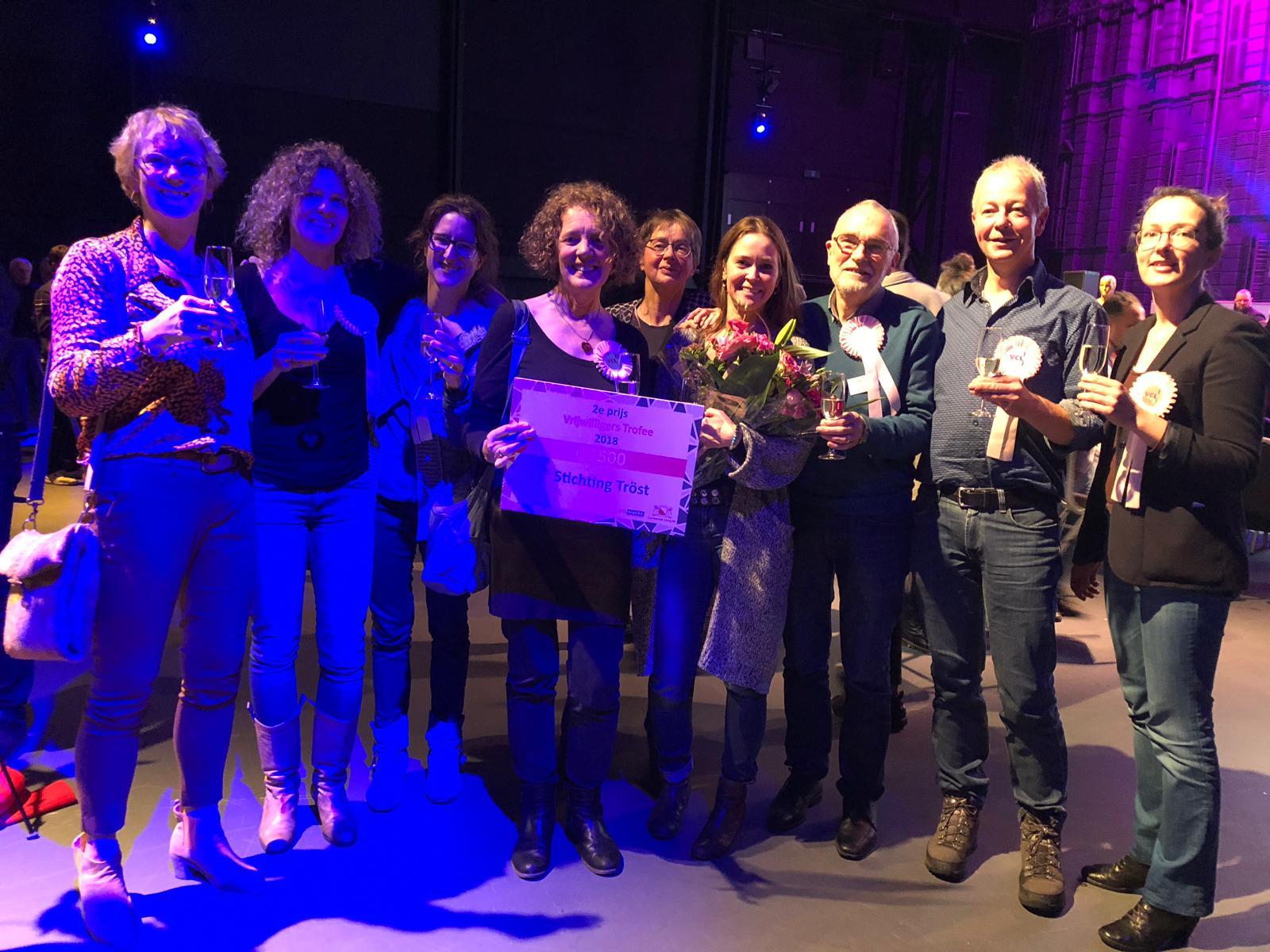 Utrecht Doet 2e plaats. 2018