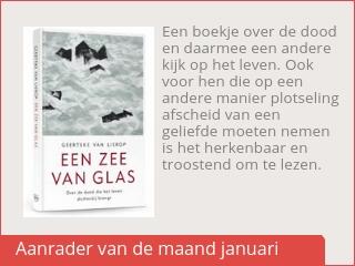 Een zee van glas – Geerteke van Lierop