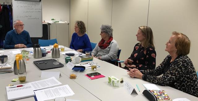 Cursus Veerkracht 2019
