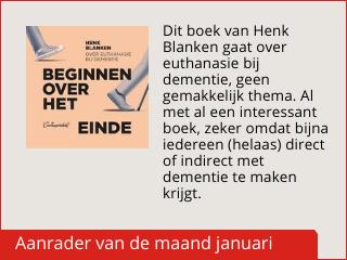 Beginnen over het einde – Henk Blanken
