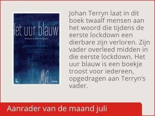 Het uur blauw – Johan Terryn